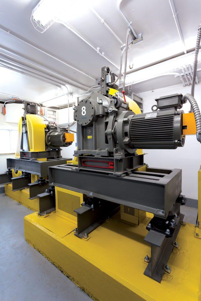Machines ascenseurs entretien maintenance
